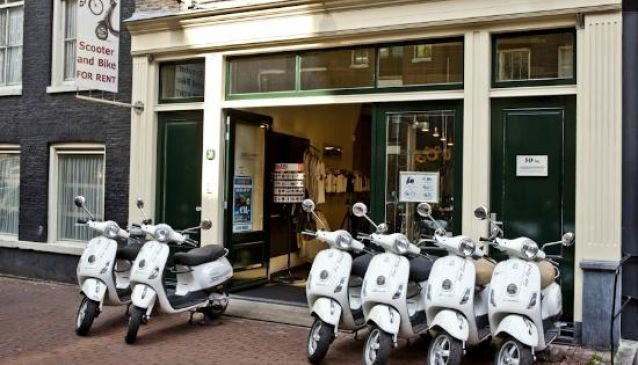 Hotel Scooters