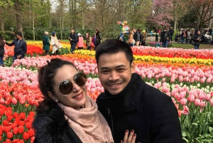 Keukenhof Tulip Garden and Giethoorn Experience