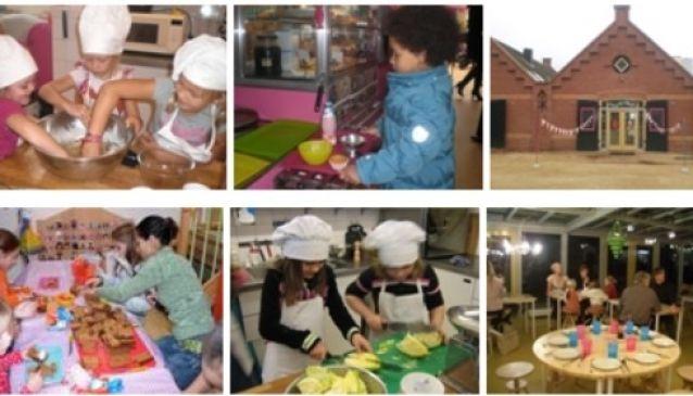 Kinderkookcafe