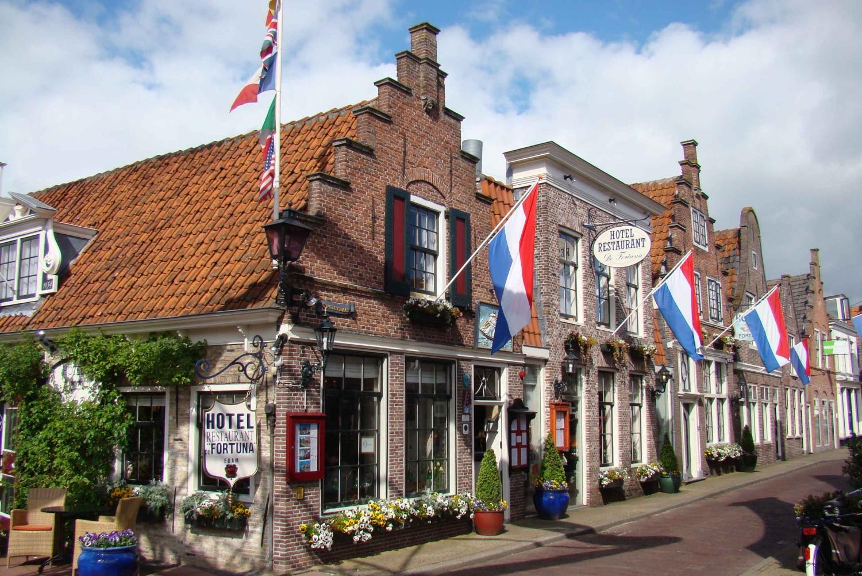 Marken, Volendam and Edam Full-Day Tour by Minivan