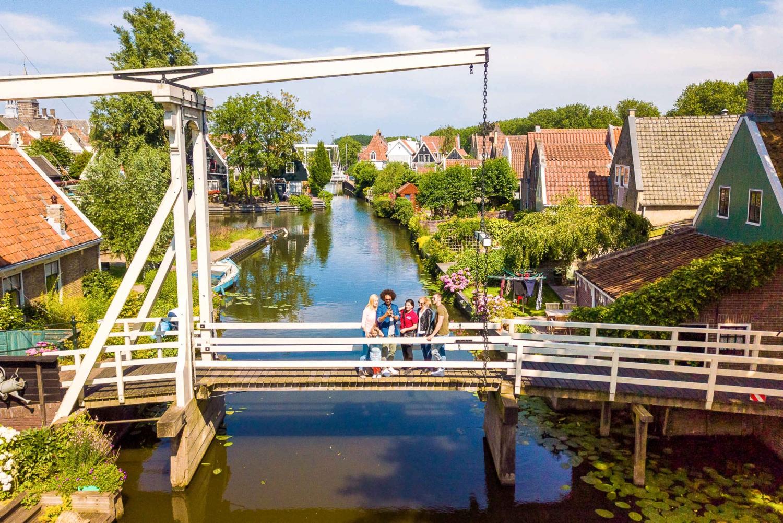 Marken, Volendam, and Edam Full-Day Tour from Amsterdam