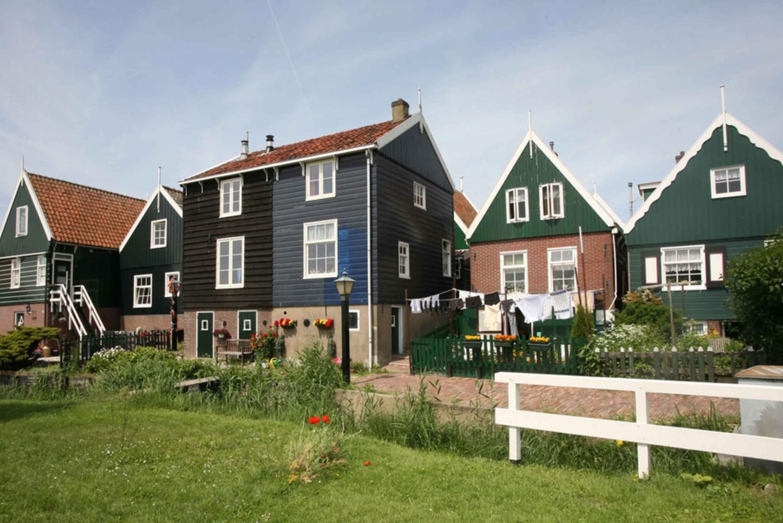 Marken & Volendam Private Half-Day Tour from Amsterdam