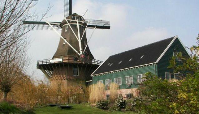 Molen Van Sloten - Kuiperijmuseum