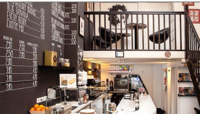 Moods Coffee Corner