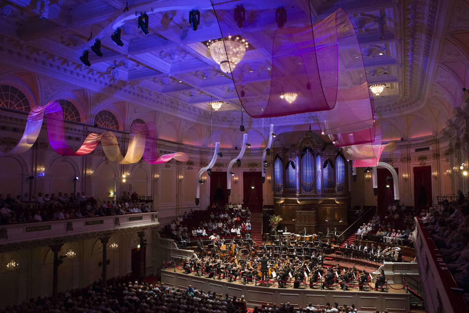 Netherlands Philharmonic Orchestra Concert