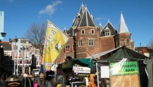 Nieuwmarkt - Farmer's Market