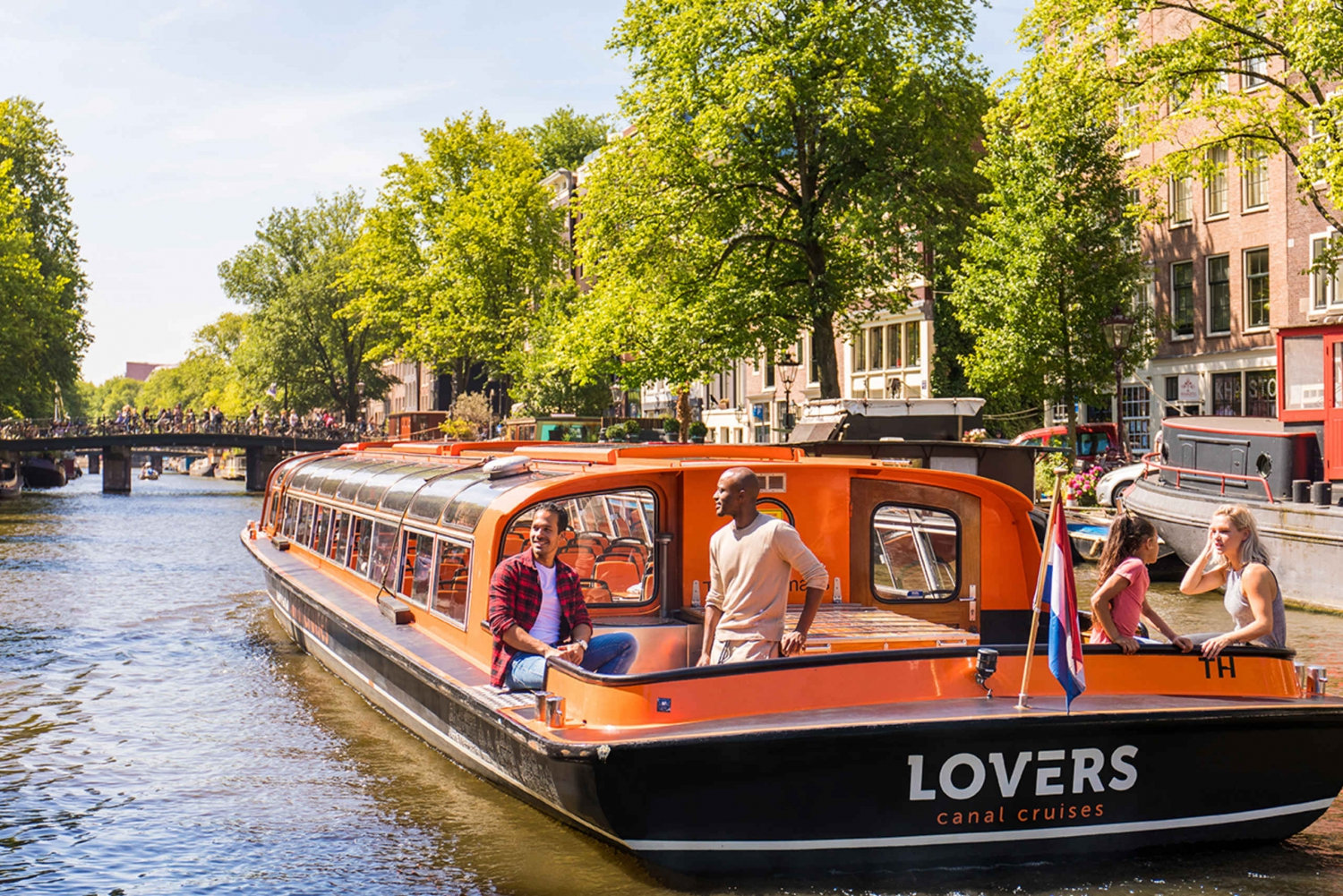 Nightlife & Canal Cruise Ticket