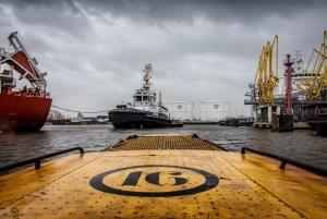 Port of Amsterdam Tour