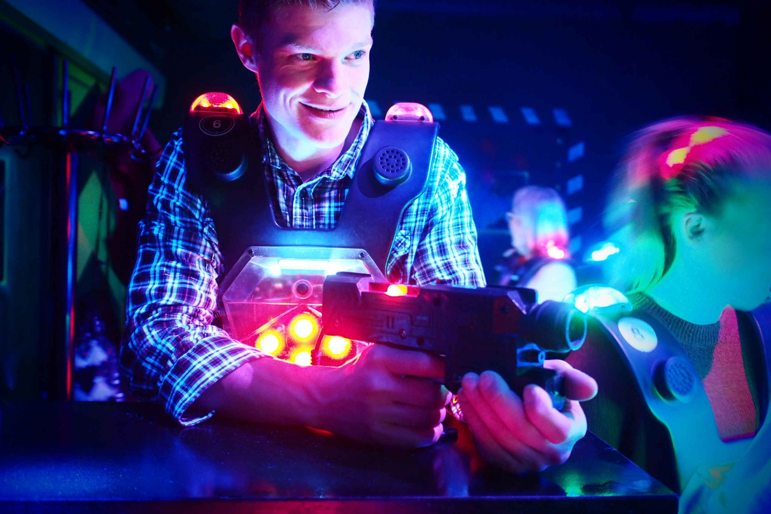Powerzone Laser Tag Experience