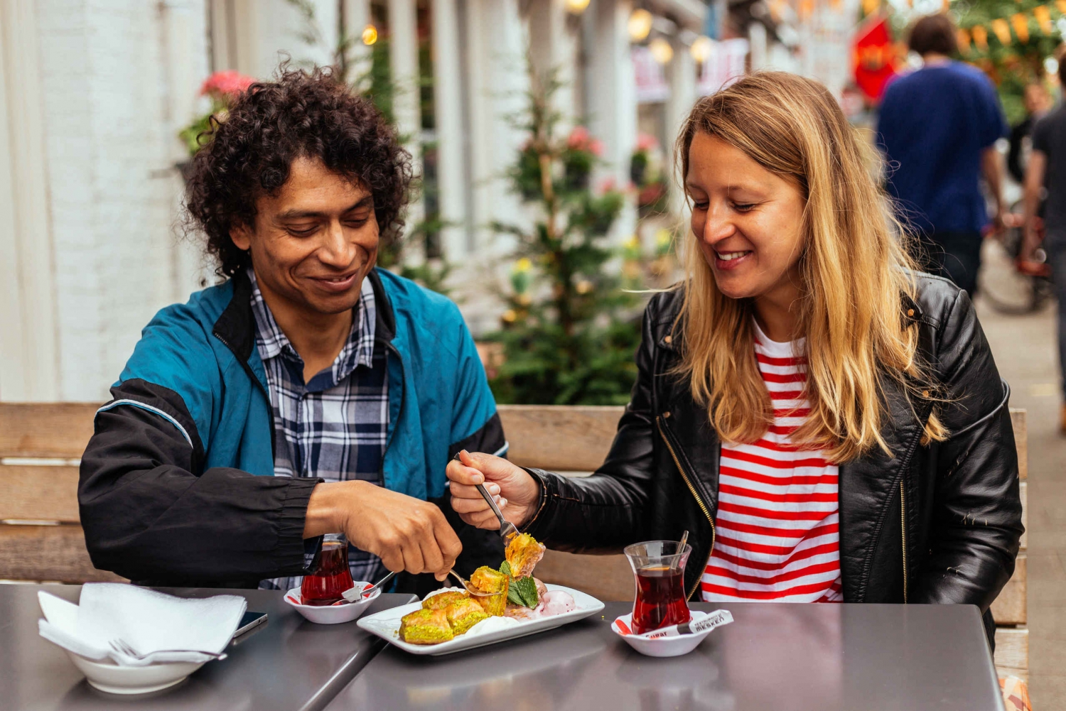 Private Multicultural Food Tour