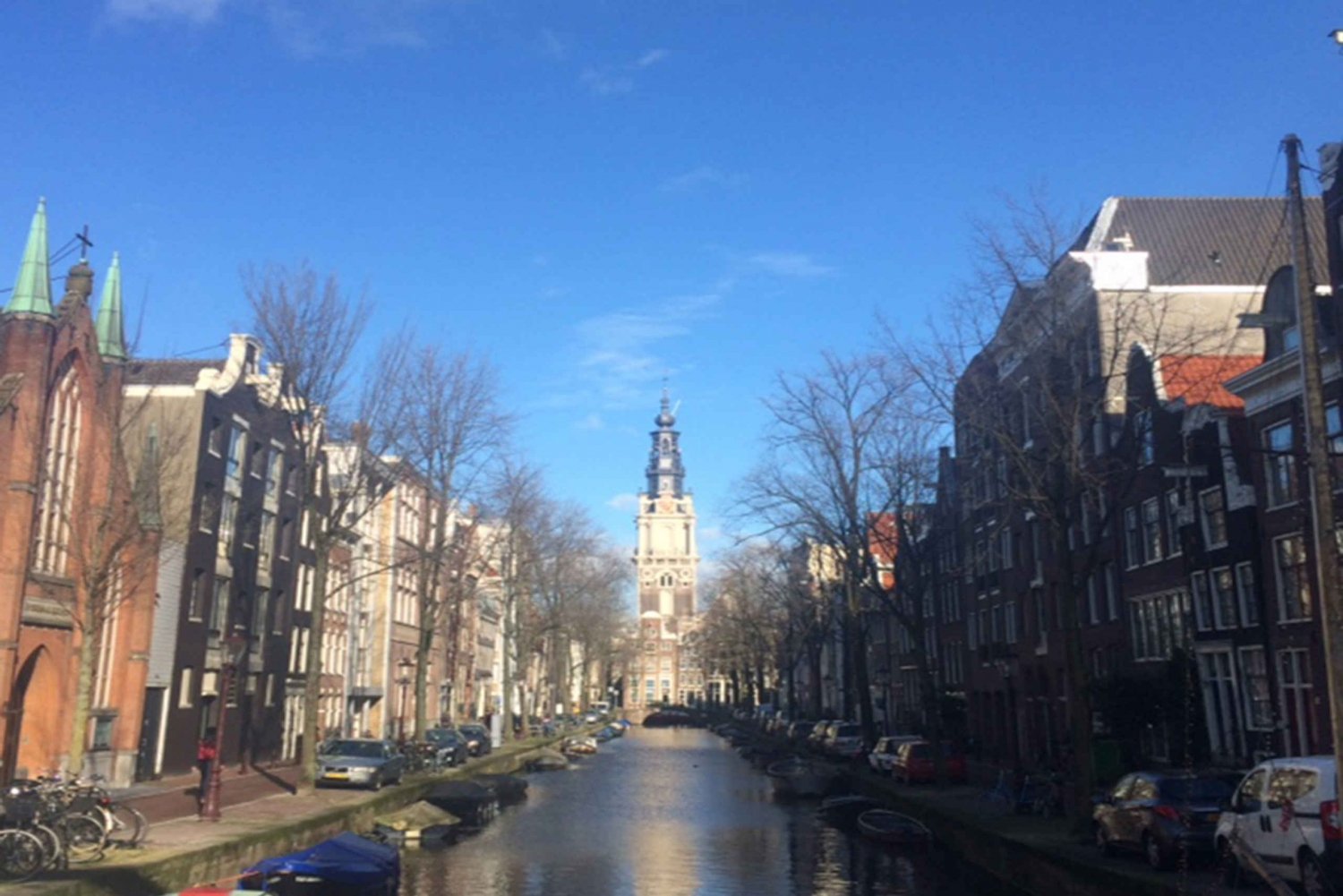 Private Old Amsterdam and Highlights Tour