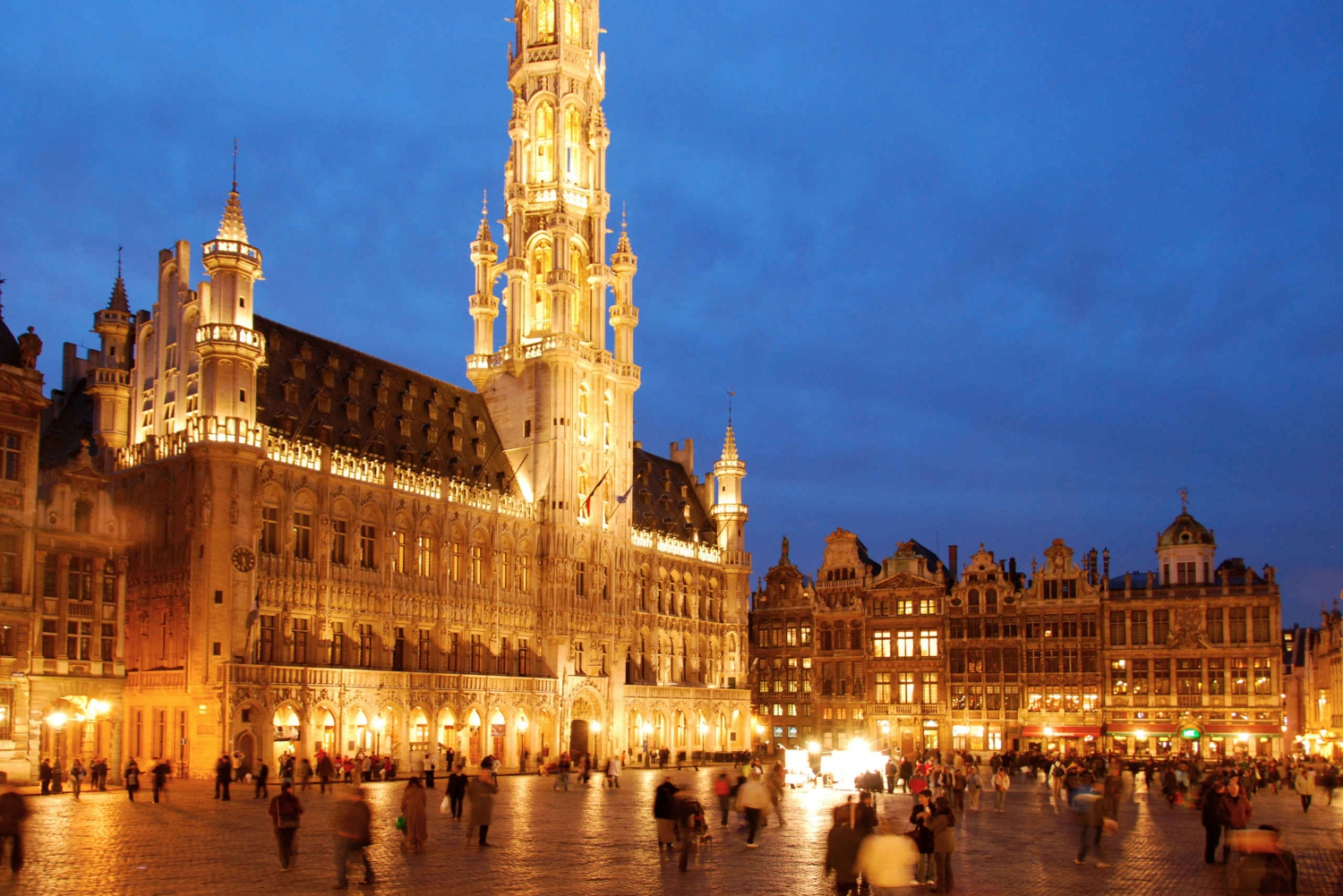 Private Sightseeing Tour to Brussels from Amsterdam