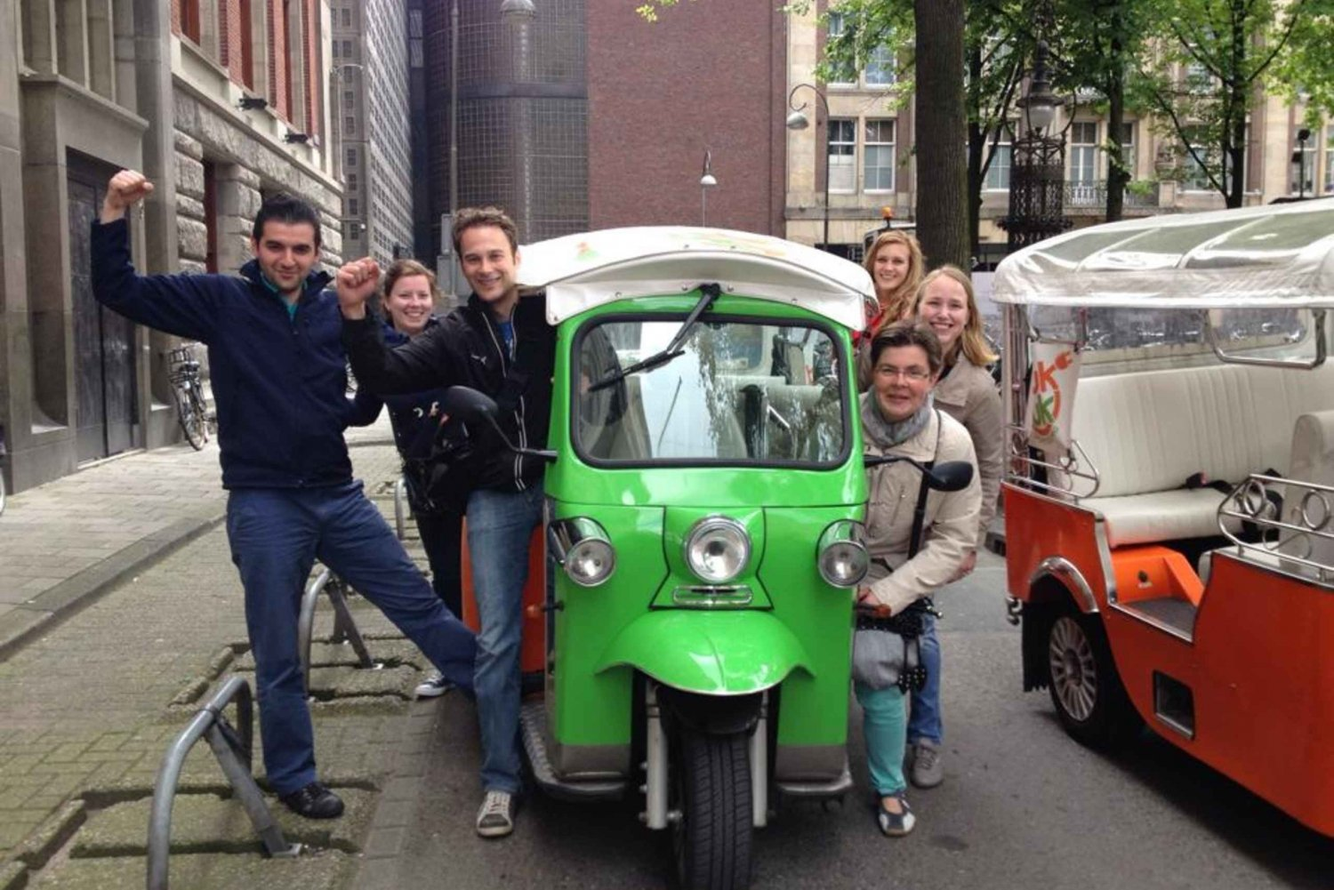 Private Tuk Tuk Tour & Skip-the-Line Rijksmuseum