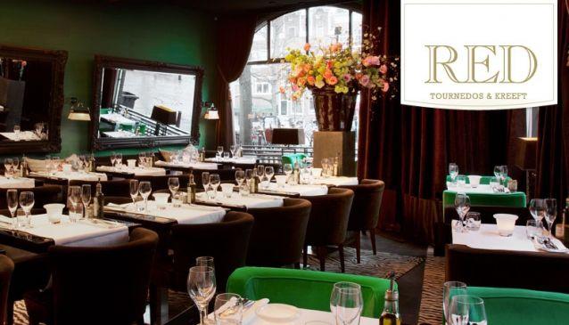 Restaurant RED Amsterdam