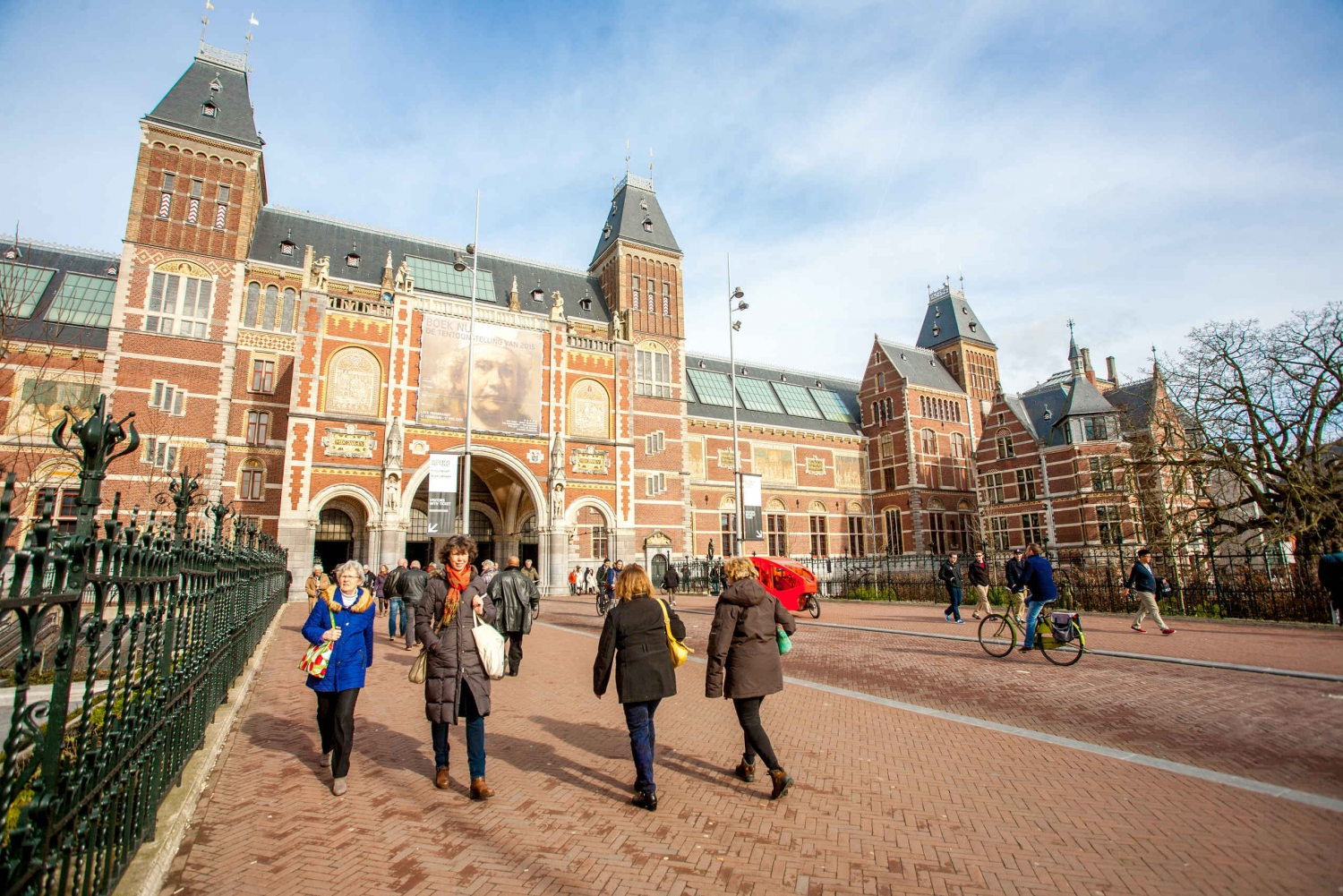 Rijksmuseum Skip-the-Line Entry Ticket Including Booking Fee