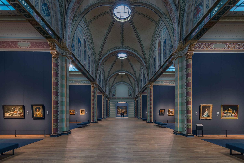 Rijksmuseum Skip-the-Line Ticket & Keukenhof with Transfers