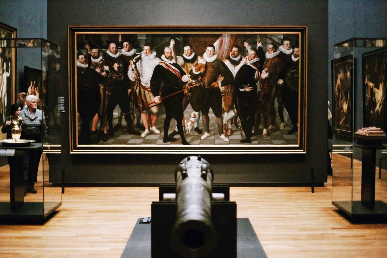Rijksmuseum Skip-the-Line Tour