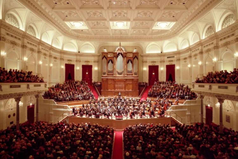 Royal Concertgebouw Orchestra Concert Ticket