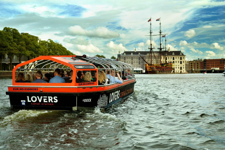 Semi-Open Canal Boat Cruise