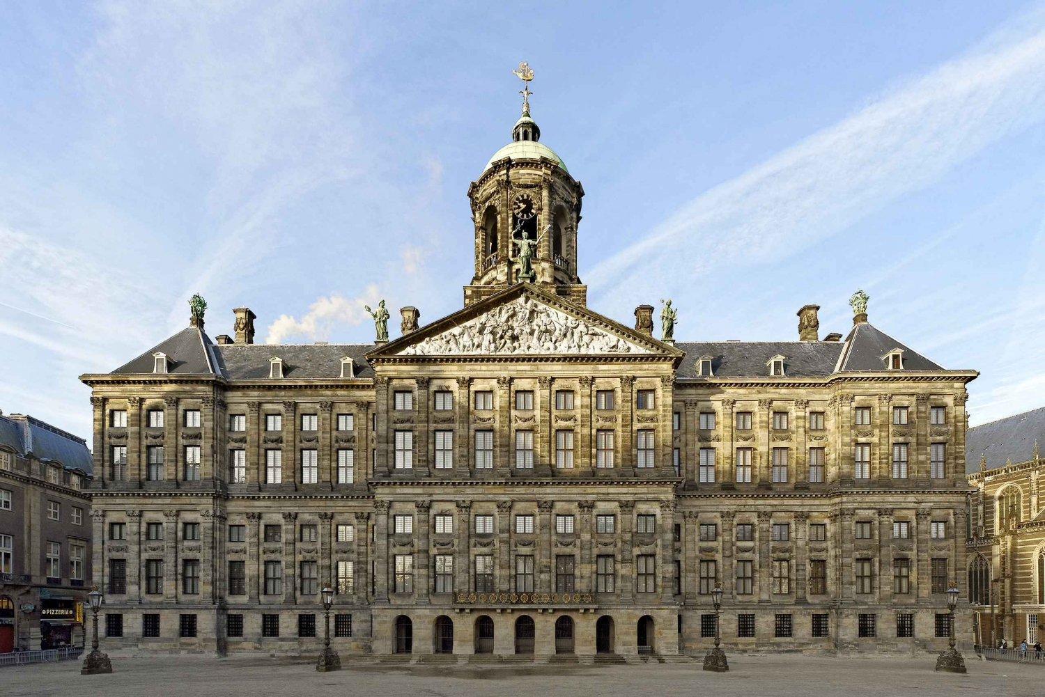 Skip the Line Ticket & Audio Guide: Amsterdam Royal Palace