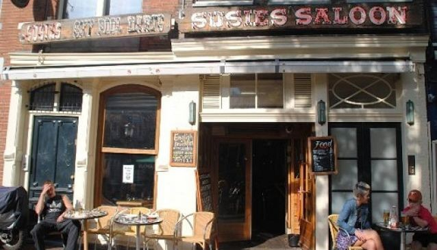 Susie's Saloon