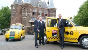 Taxicentrale Amsterdam BV