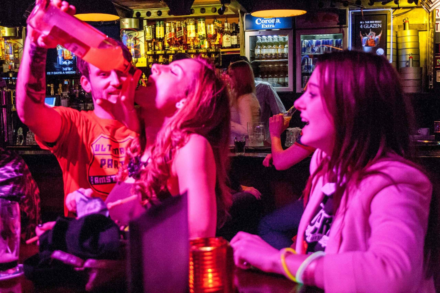 Ultimate Party Pub Crawl - Red Light District