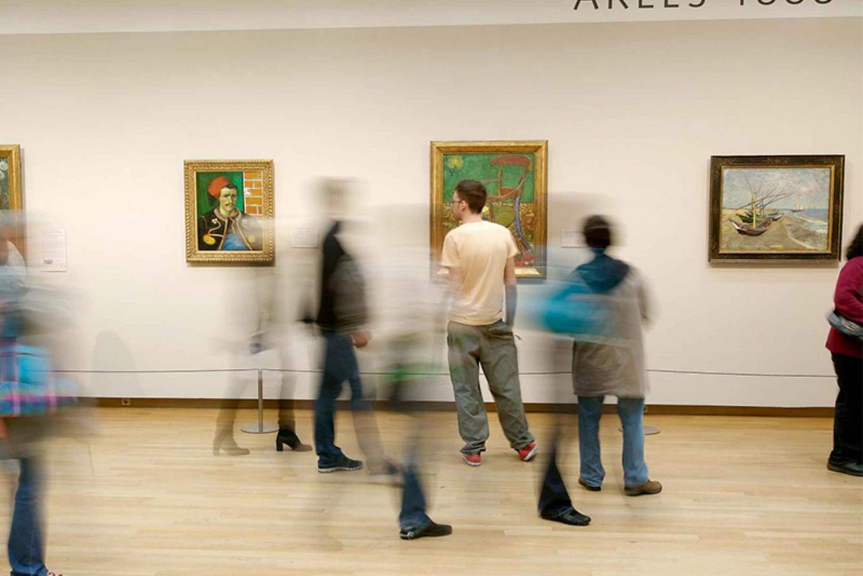 Van Gogh Museum & Rijksmuseum Skip-the-Line Tour