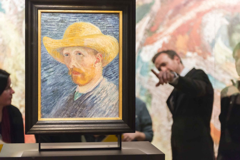 Van Gogh Returns - The Life and Work of Vincent van Gogh