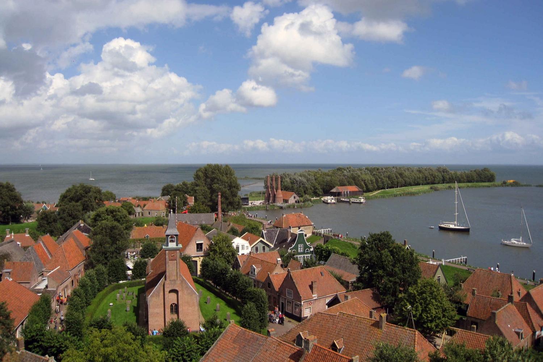 Visit to Zuiderzeemuseum Enkhuizen from Amsterdam