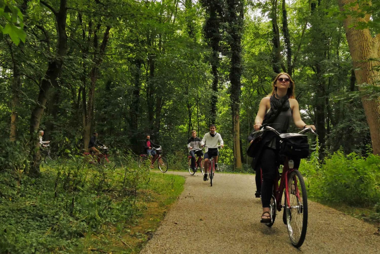Waterland and Fishermen's Villages Biking Tour