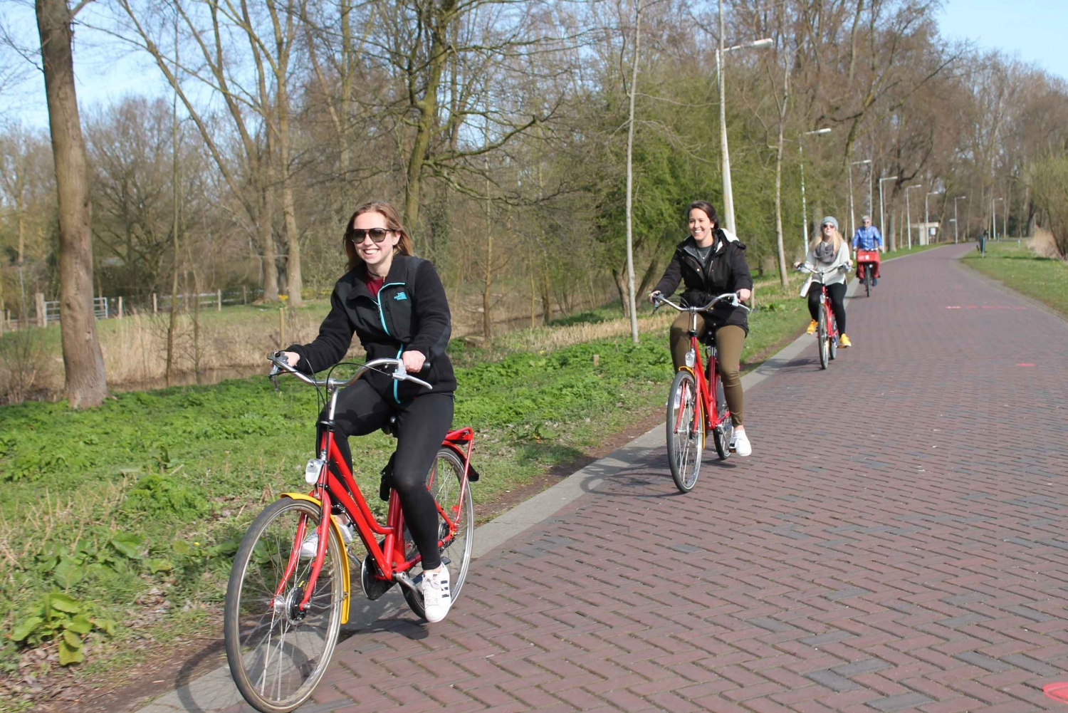 Windmills, Cheese & Clogs: 3-Hour Countryside Bike Tour