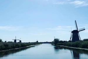 World Heritage Kinderdijk Windmills Tour