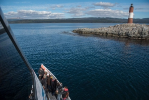 Sail: Beagle Channel and Les Eclaireurs Lighthouse