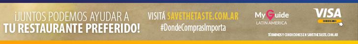#SaveTheTaste with VISA