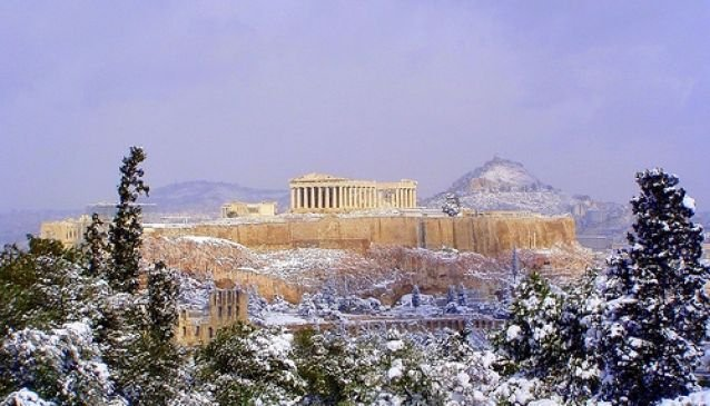 Halcyon Days in Athens