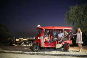 1-Hour Mount Lycabettus Tuk-Tuk Ride
