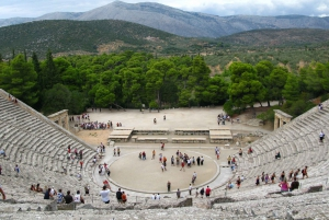 2-Day Epidaurus and Mycenae Tour