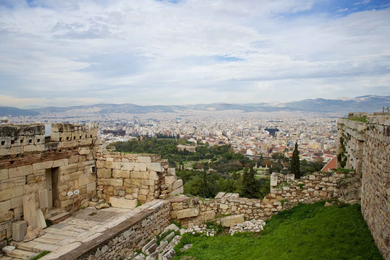 2-Hour Acropolis Guided Tour for Families