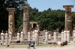 3-Day Ancient Greek Archaeological Sites Tour from Athens