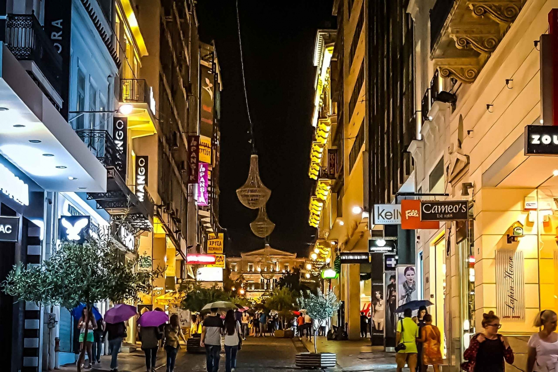 3-hour Athens Shopping Tour