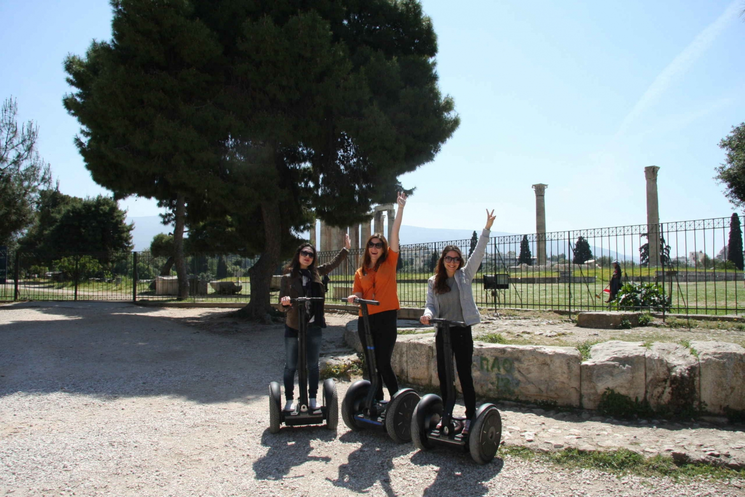 3-Hour Grand Tour by Segway