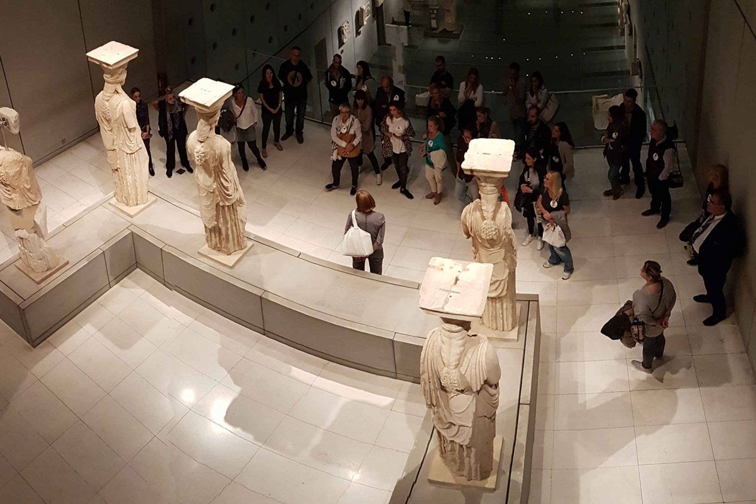 3-Hour Private Acropolis Museum By Night Tour