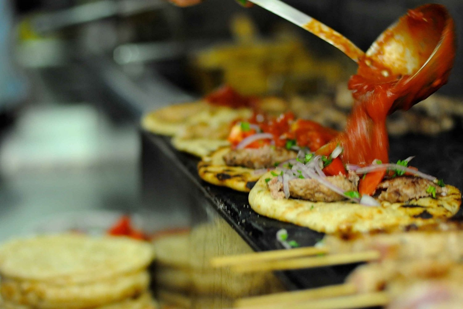 3-Hour Private Food Tour with Tastings