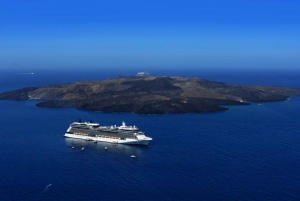 4-Day Self-Guided Tour of Mykonos and Santorini