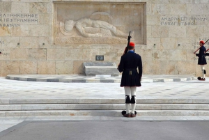 4-Hour Athens City Highlights Tour with Acropolis