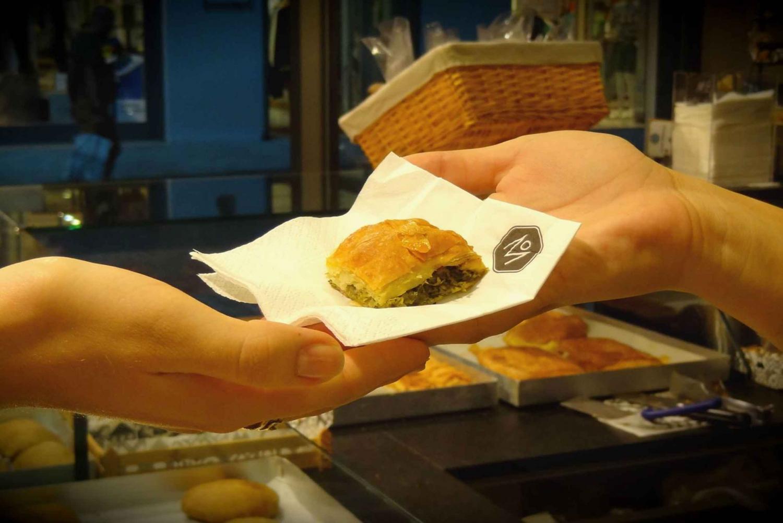 A Taste of Greece – 60 Minute Greek Food Tasting