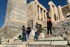 Acropolis & Acropolis Museum Tour