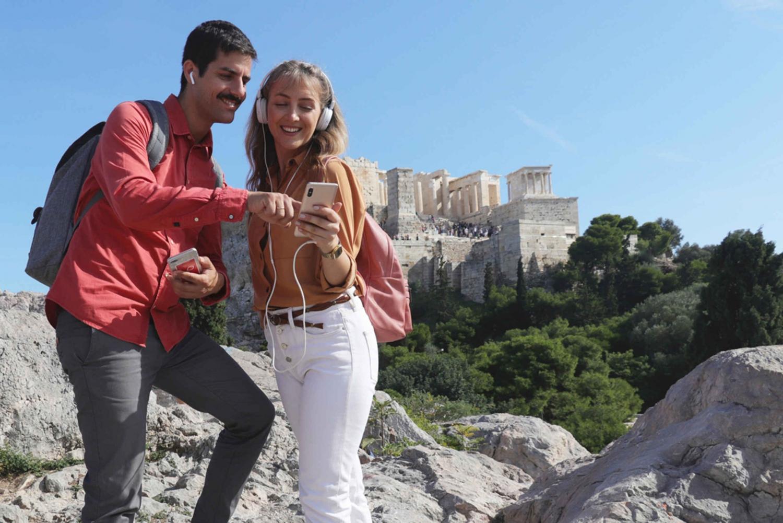 Acropolis, Agora & Zeus Temple: Skip-the-Line Ticket & Audio