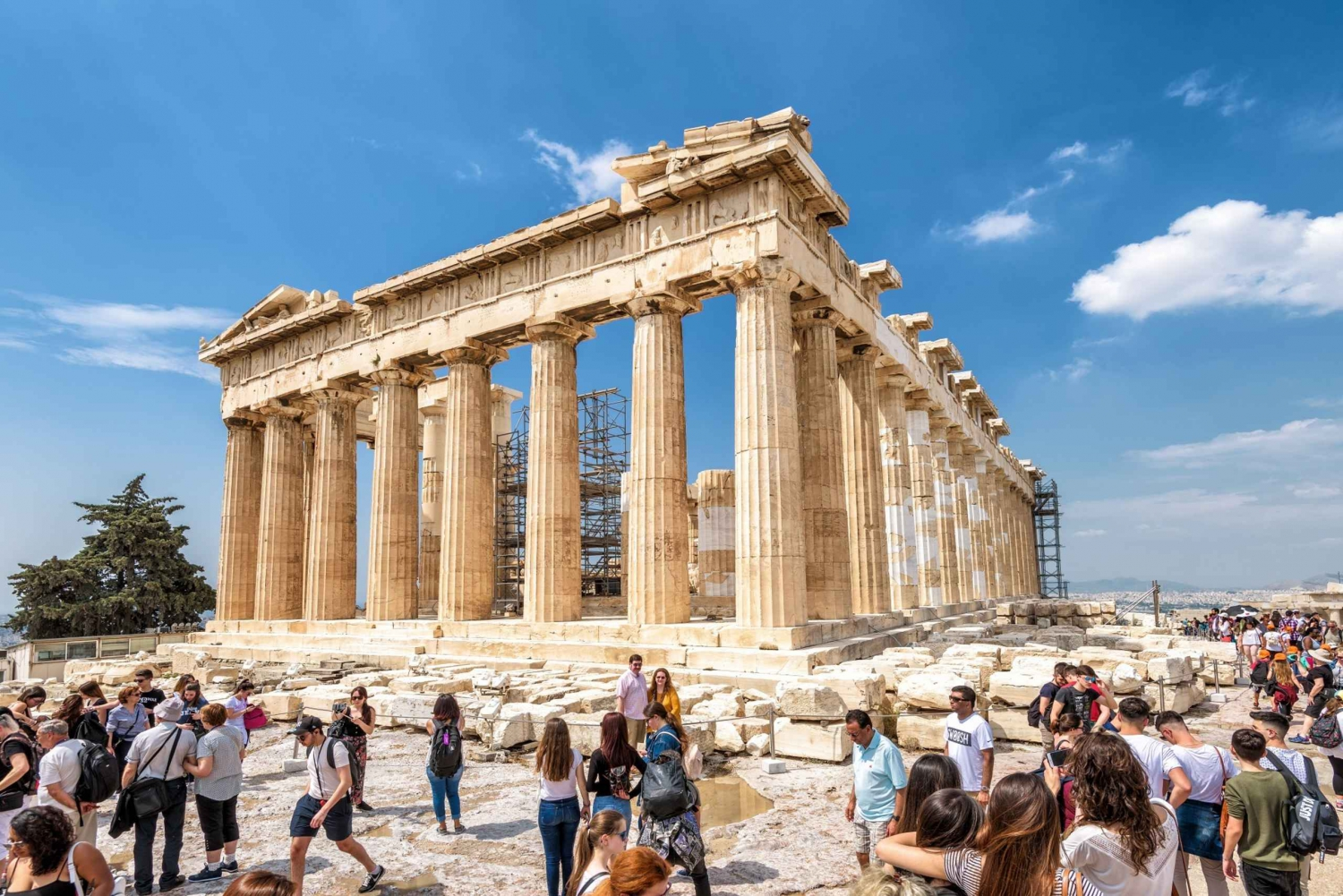 Acropolis and Acropolis Museum: Entry Tickets